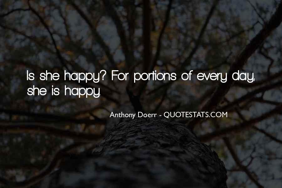 Anthony Doerr Quotes #94983