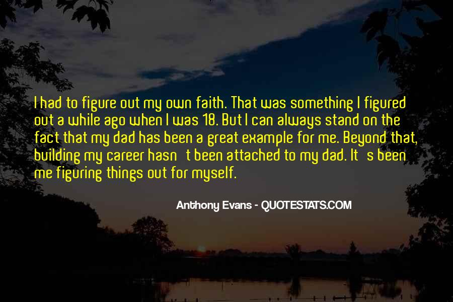 Anthony Evans Quotes Sayings