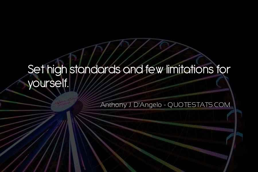 Anthony J. D'Angelo Quotes #1532420