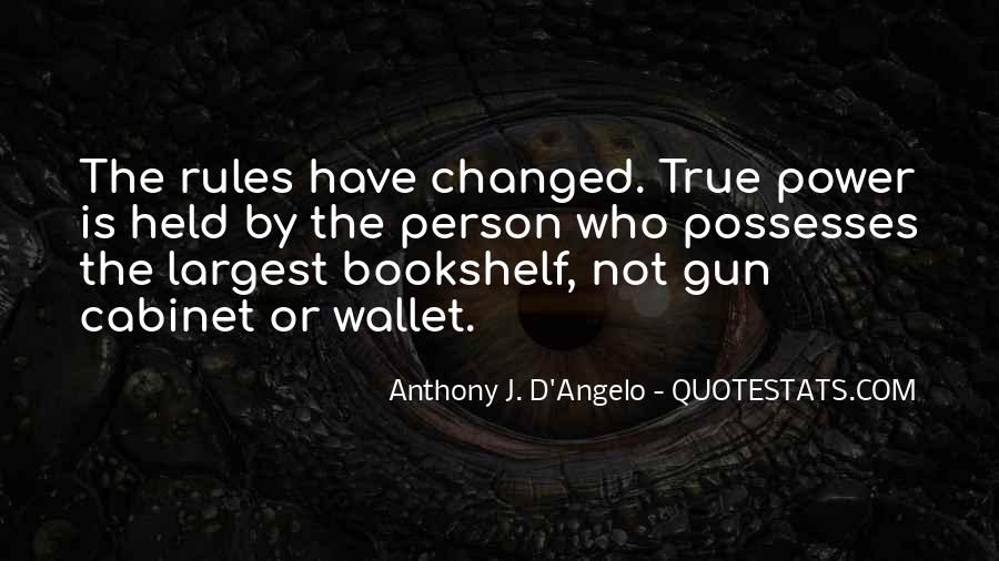 Anthony J. D'Angelo Quotes #1655970