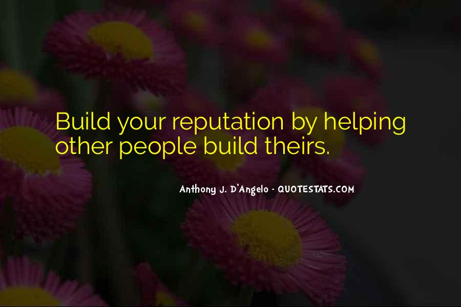 Anthony J. D'Angelo Quotes #729705