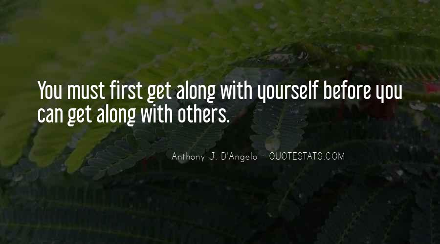 Anthony J. D'Angelo Quotes #918942