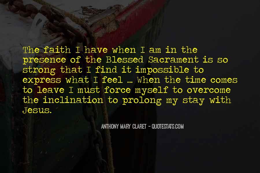 Anthony Mary Claret Quotes #1329243