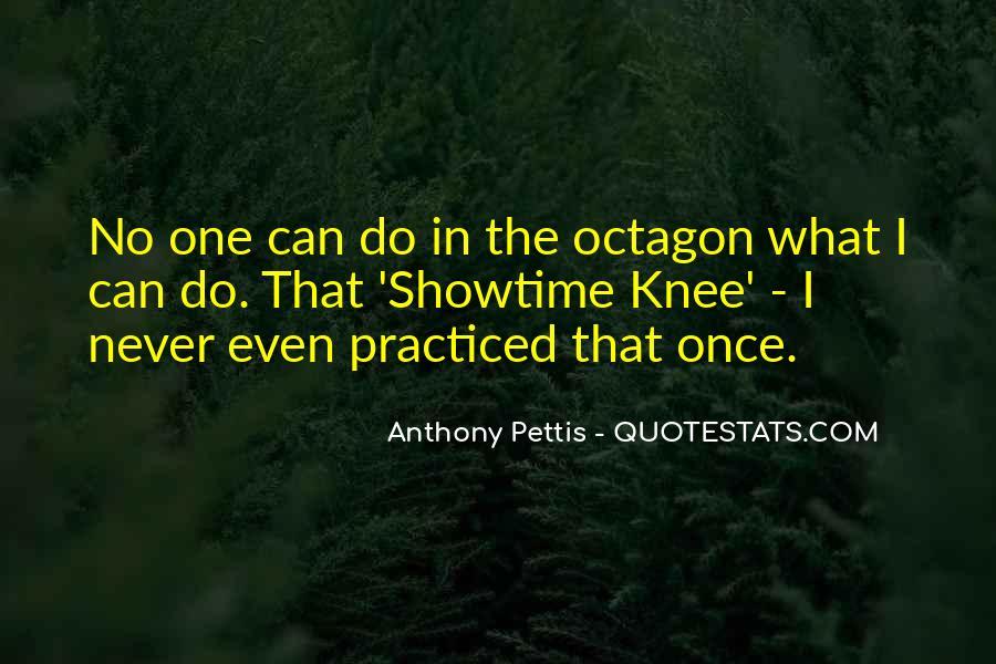 Anthony Pettis Quotes #117358