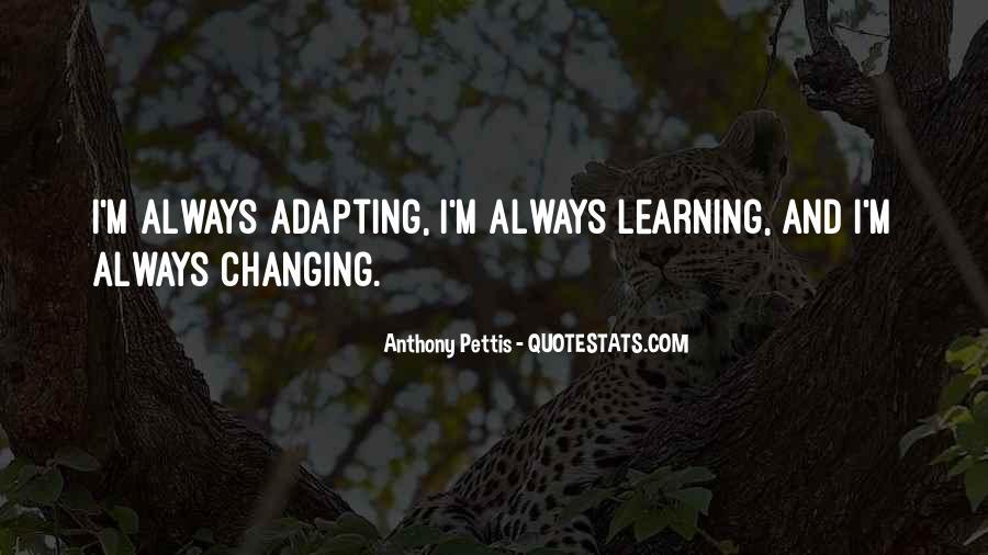 Anthony Pettis Quotes #1668303