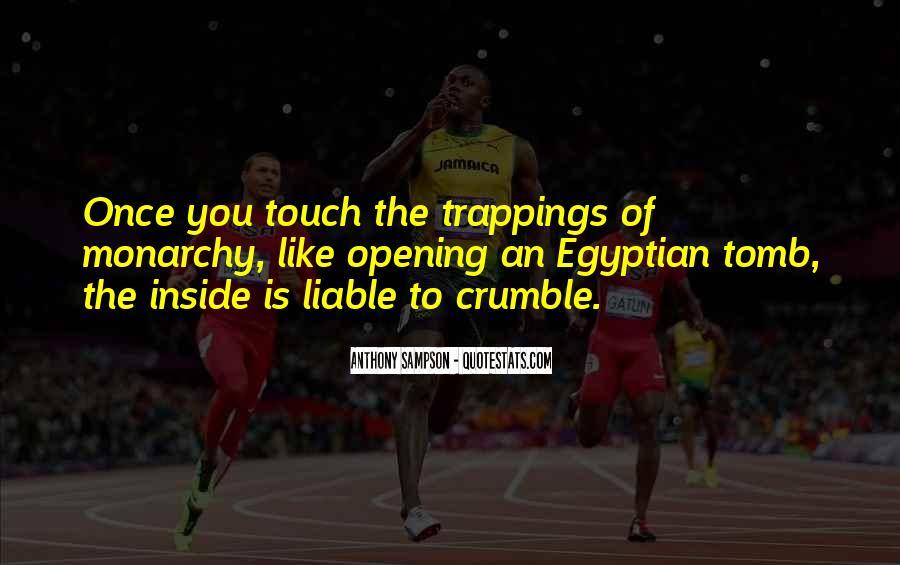 Anthony Sampson Quotes #1243051
