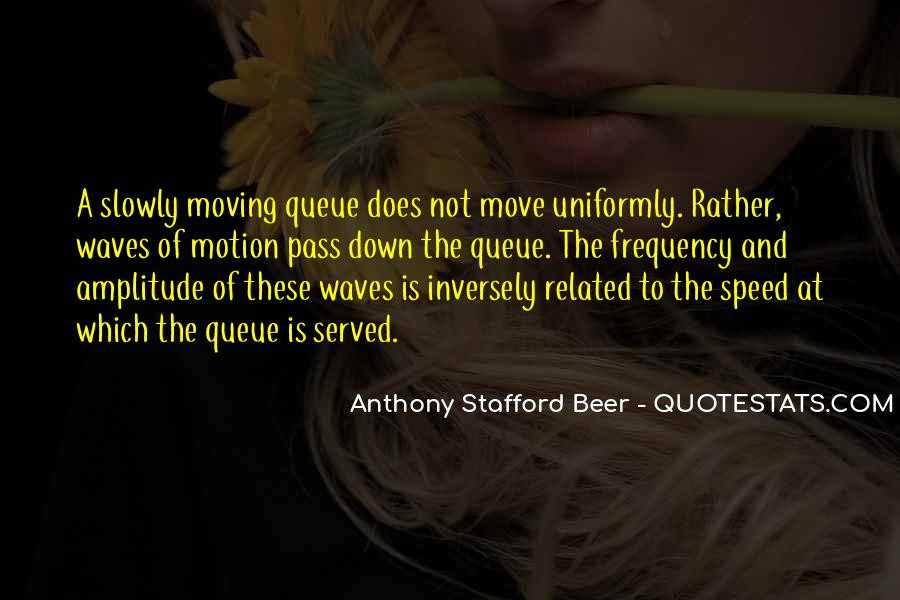 Anthony Stafford Beer Quotes #1425117