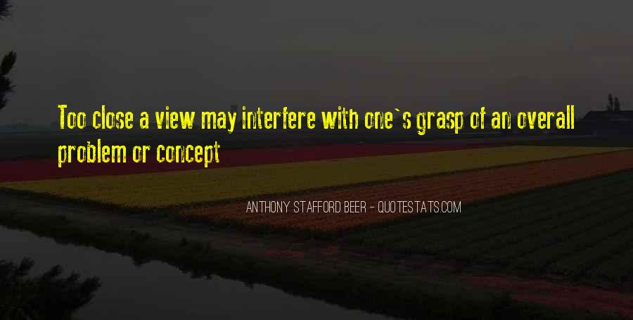 Anthony Stafford Beer Quotes #1475511