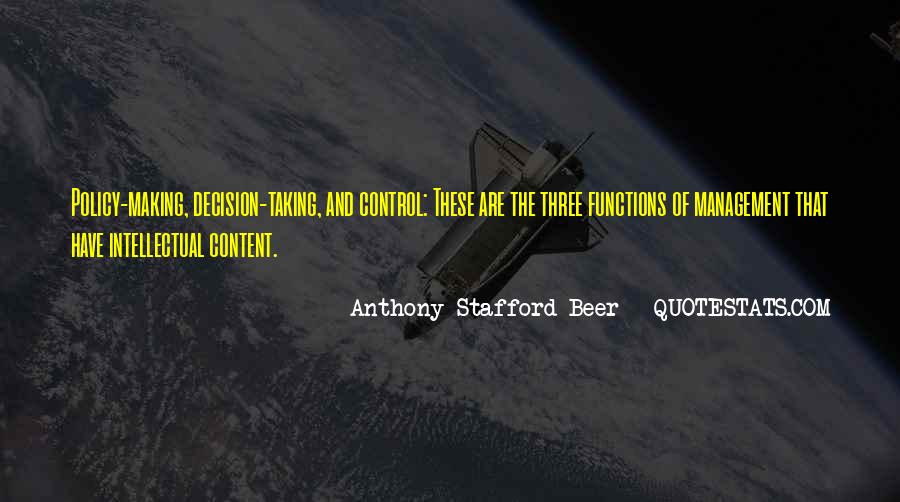Anthony Stafford Beer Quotes #717397