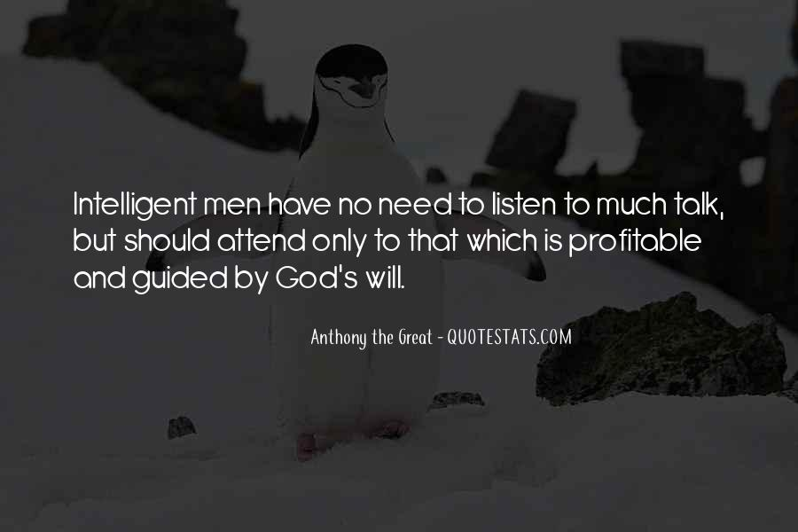 Anthony The Great Quotes #810171