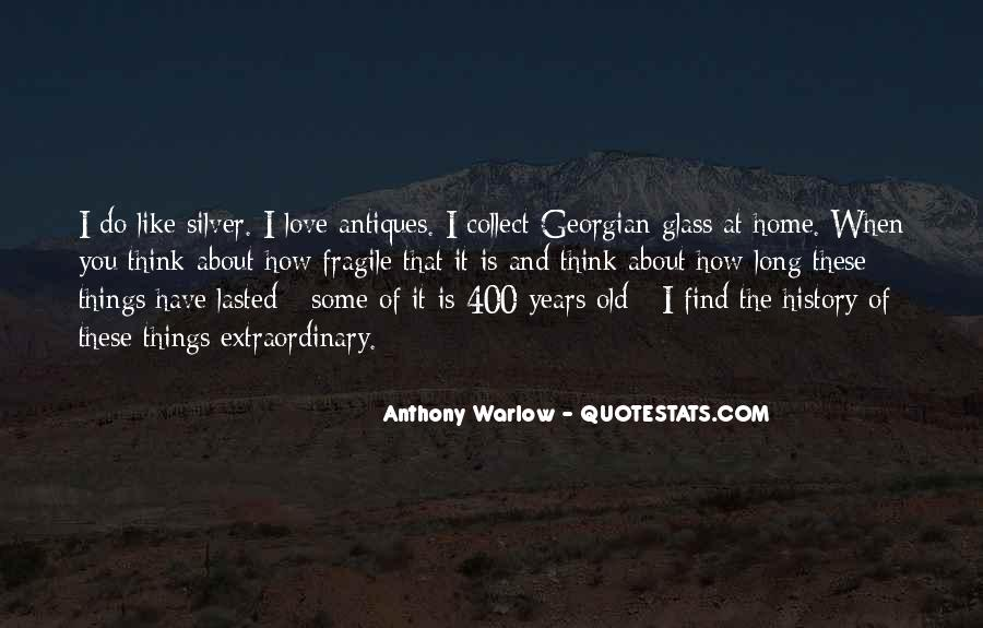 Anthony Warlow Quotes #1214284