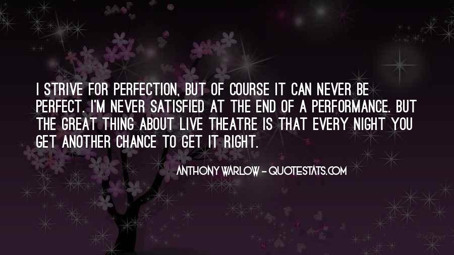 Anthony Warlow Quotes #1270036