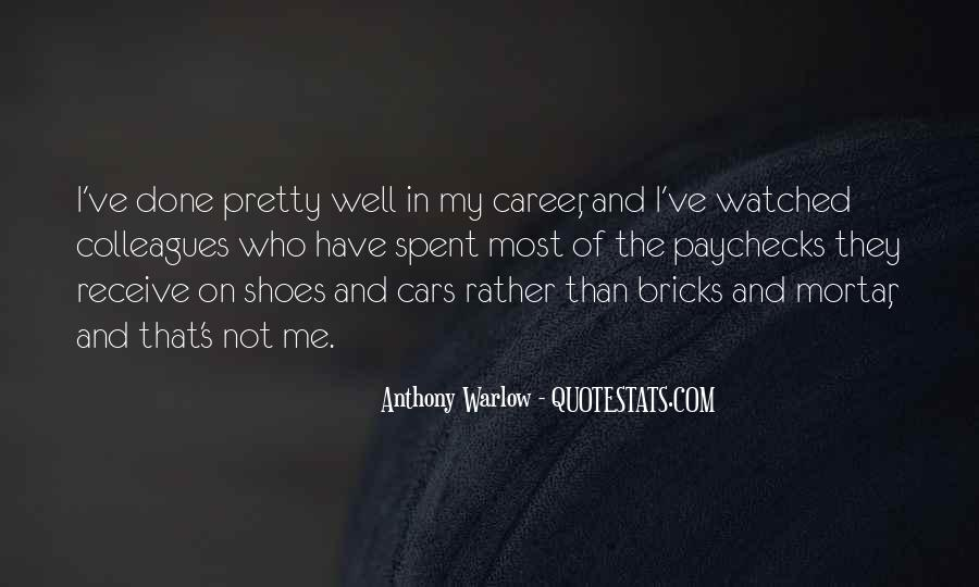 Anthony Warlow Quotes #135994
