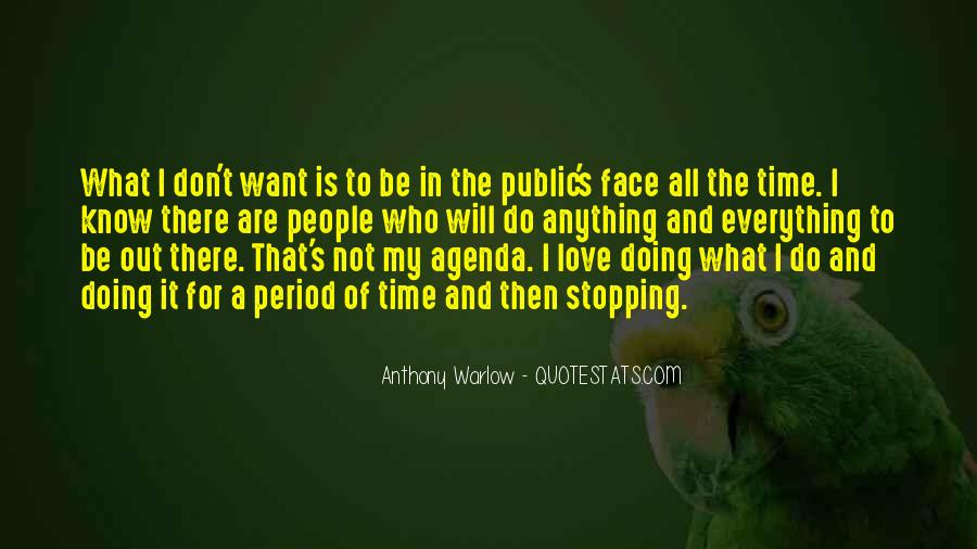 Anthony Warlow Quotes #1720453