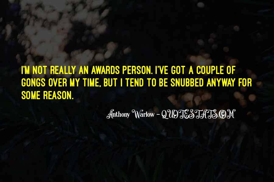 Anthony Warlow Quotes #1820305