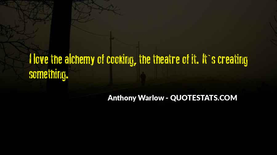 Anthony Warlow Quotes #673303