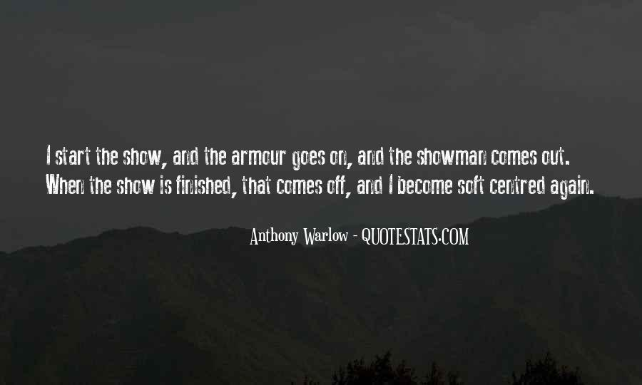 Anthony Warlow Quotes #710354