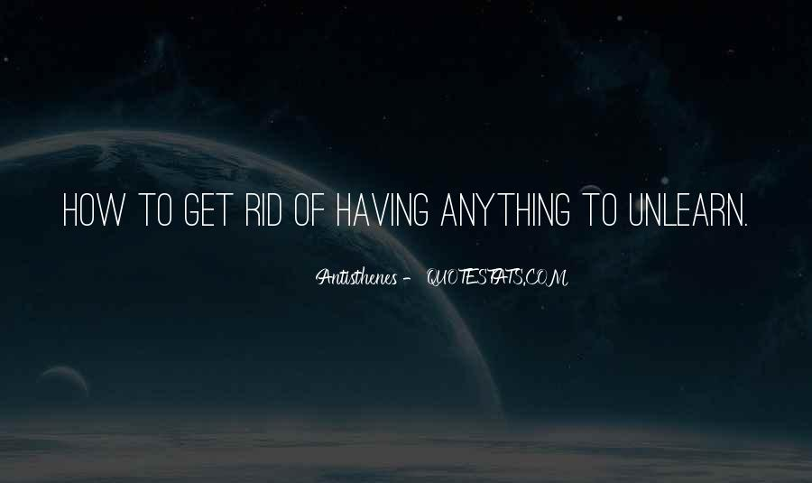 Antisthenes Quotes #1761560