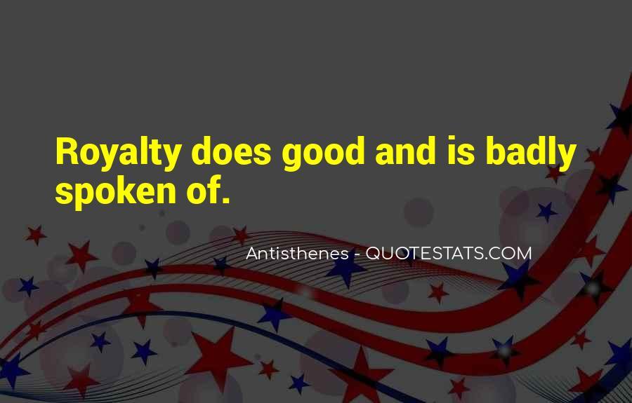 Antisthenes Quotes #1825921