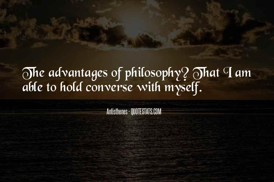 Antisthenes Quotes #385130