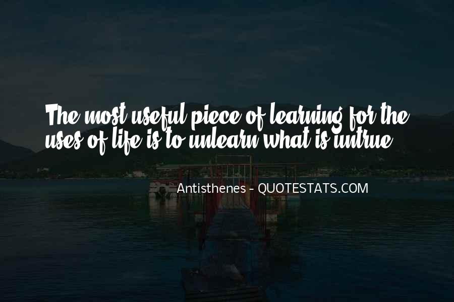 Antisthenes Quotes #681186