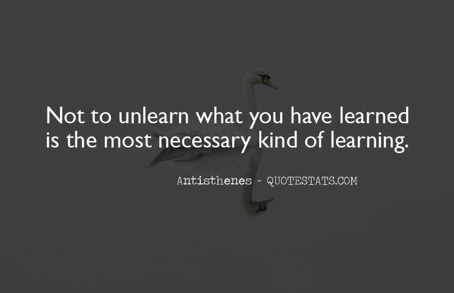 Antisthenes Quotes #89520