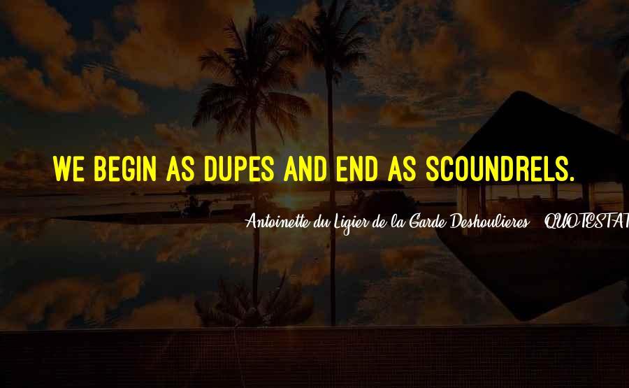 Antoinette Du Ligier De La Garde Deshoulieres Quotes #1775626