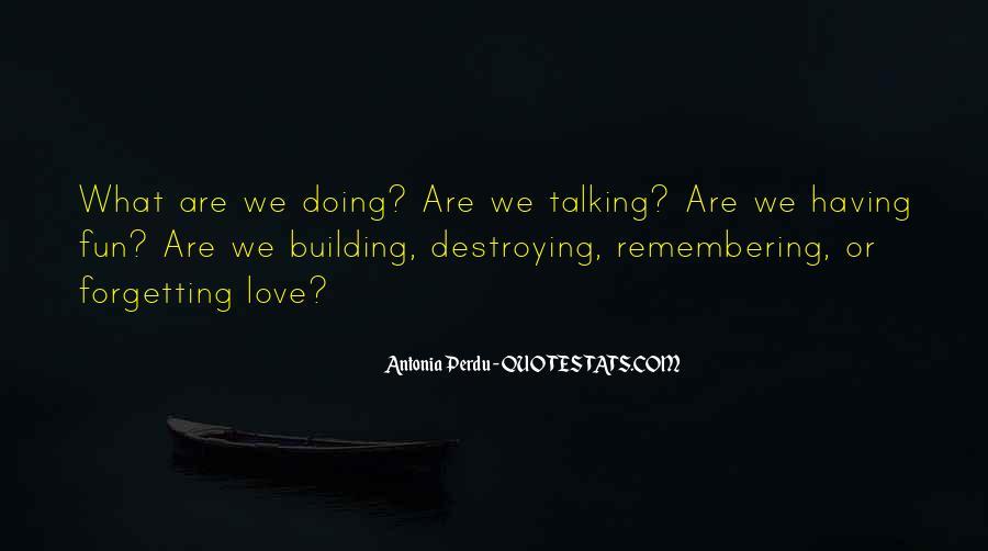 Antonia Perdu Quotes #1146049