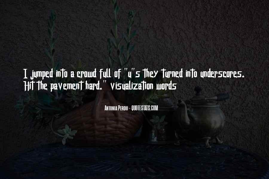Antonia Perdu Quotes #1577592