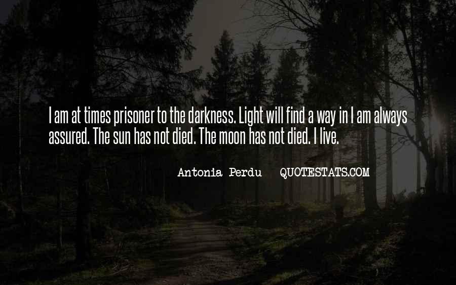 Antonia Perdu Quotes #493390
