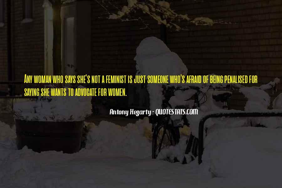 Antony Hegarty Quotes #1384727