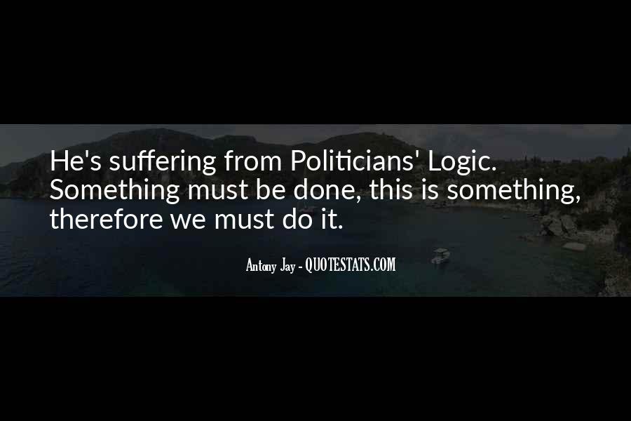 Antony Jay Quotes #32452