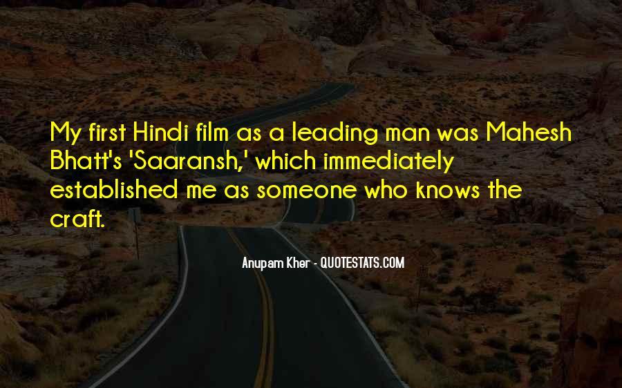 Anupam Kher Quotes #296441