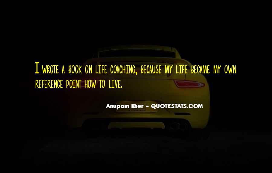 Anupam Kher Quotes #327607