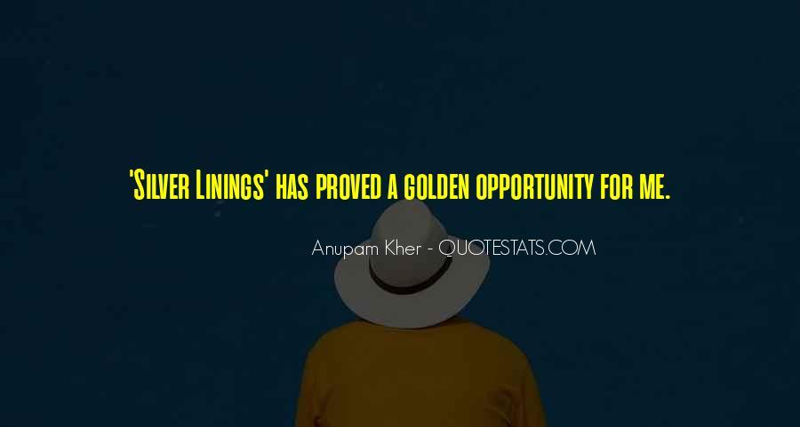 Anupam Kher Quotes #983987