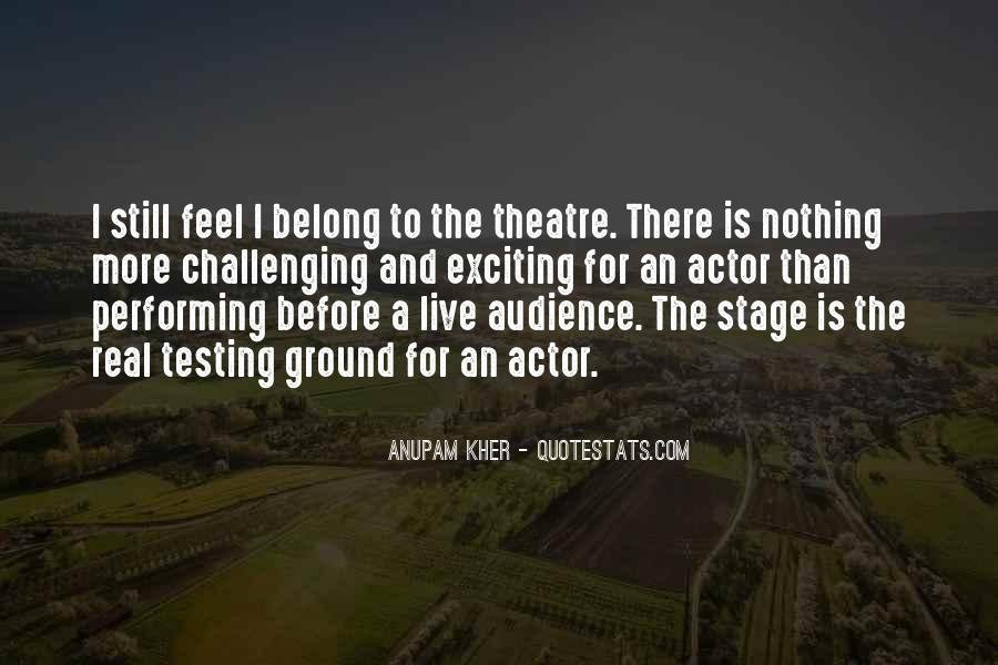 Anupam Kher Quotes #99858
