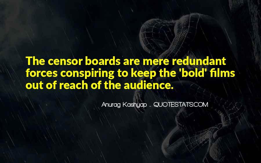 Anurag Kashyap Quotes #1011862