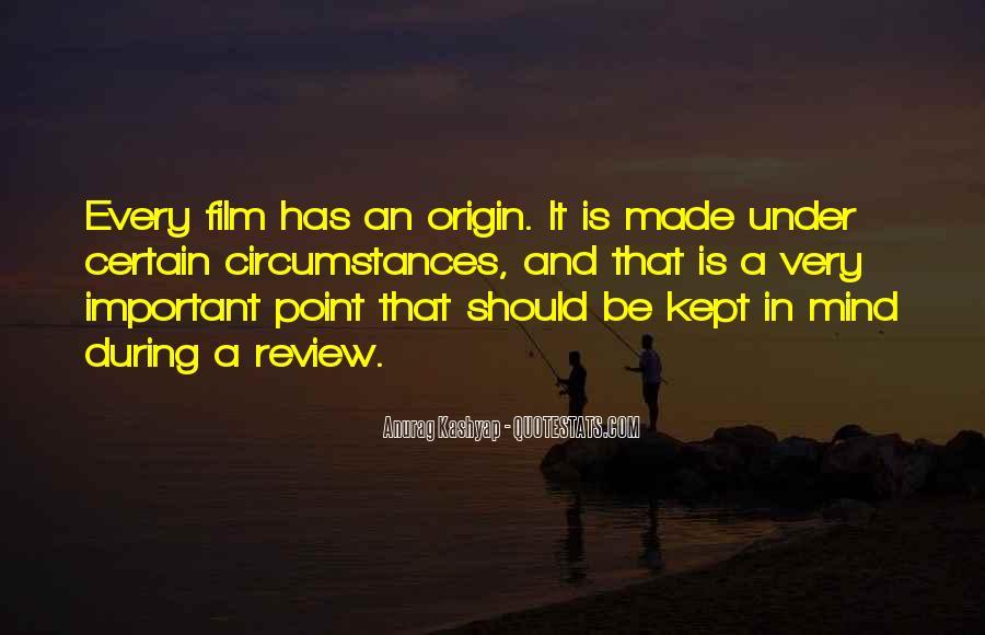 Anurag Kashyap Quotes #1088568