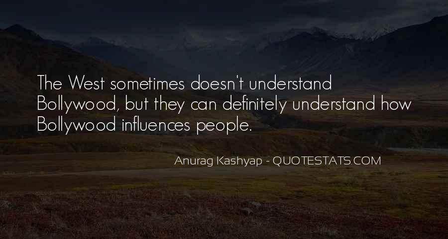 Anurag Kashyap Quotes #1104699
