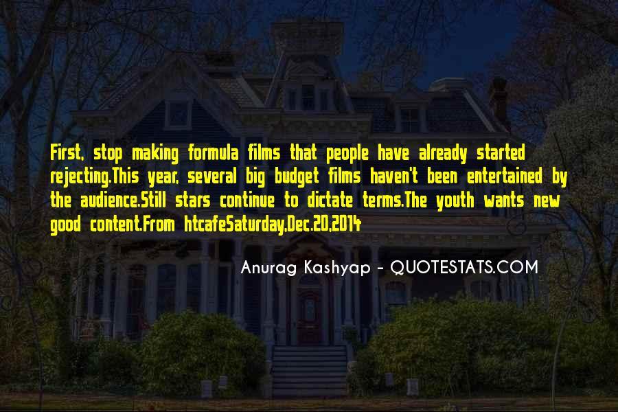 Anurag Kashyap Quotes #112904