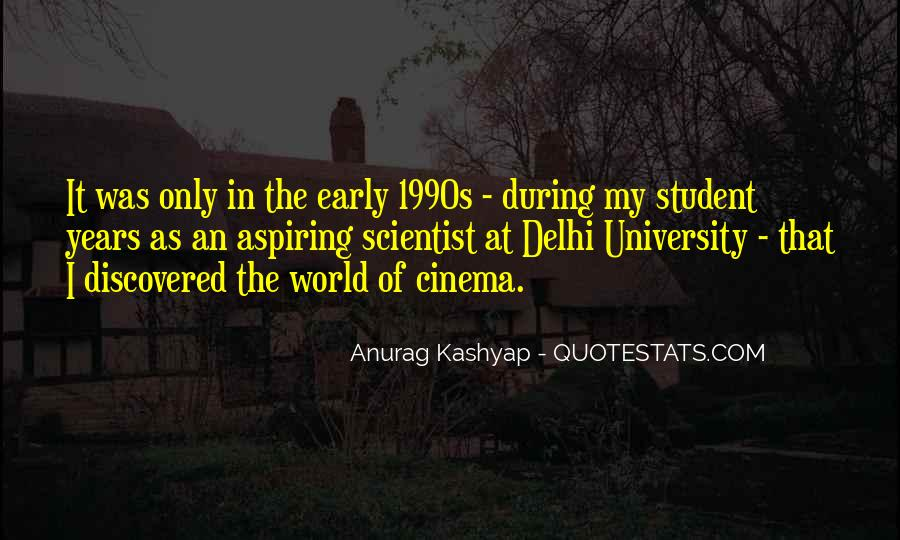 Anurag Kashyap Quotes #1288276