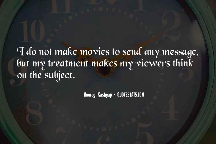 Anurag Kashyap Quotes #1349147