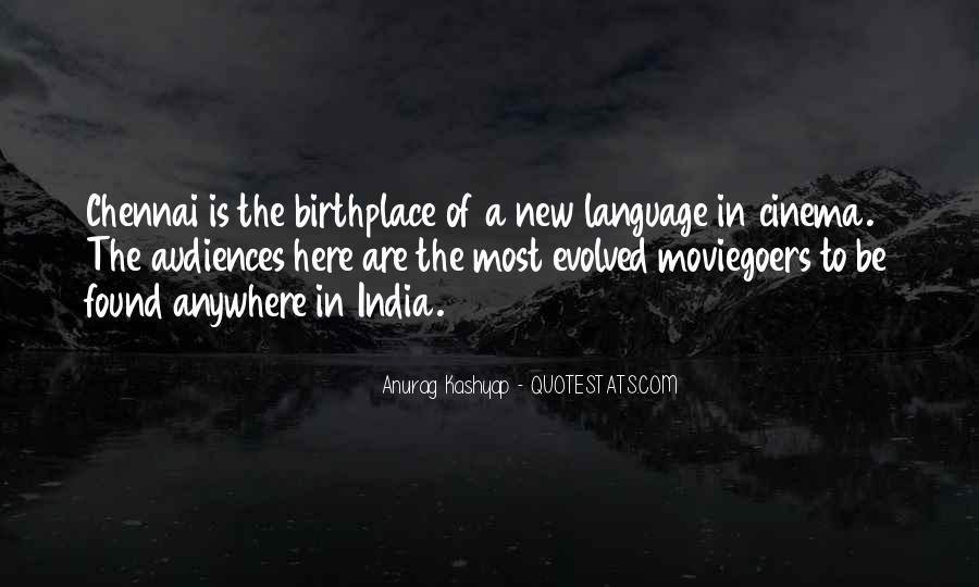 Anurag Kashyap Quotes #1432951