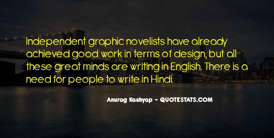 Anurag Kashyap Quotes #1489450