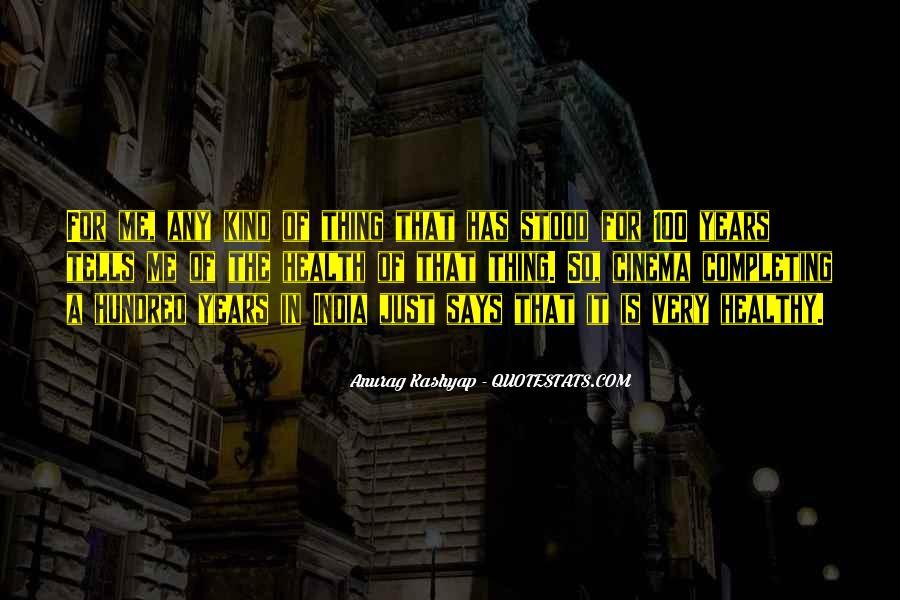 Anurag Kashyap Quotes #1716040
