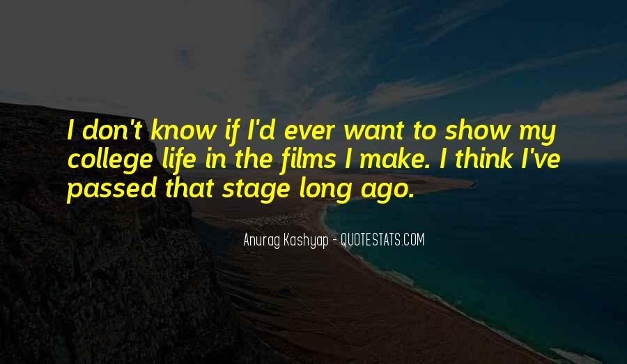 Anurag Kashyap Quotes #1831572