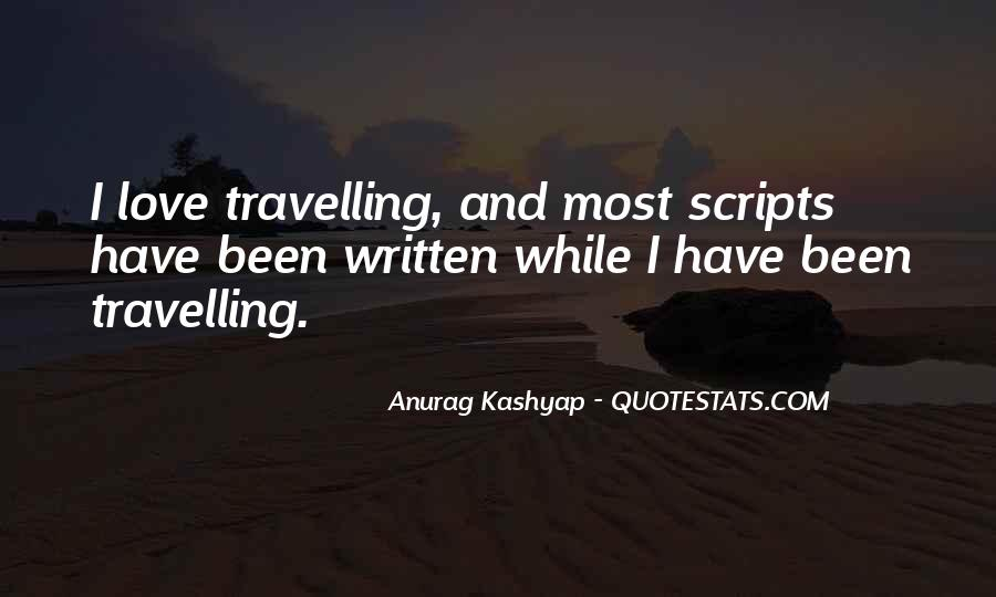 Anurag Kashyap Quotes #207945