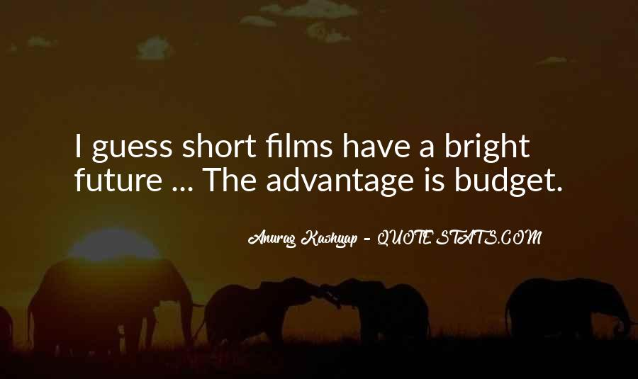Anurag Kashyap Quotes #285031