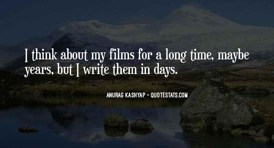 Anurag Kashyap Quotes #458003