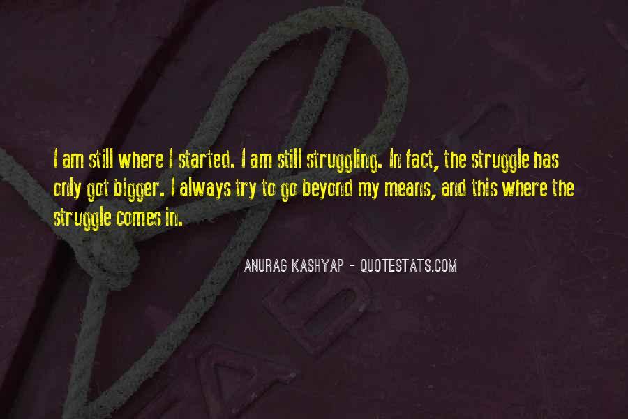 Anurag Kashyap Quotes #462040
